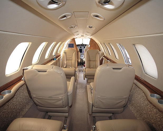 Full service interior design firm north palm beach fl for Aircraft interior designs